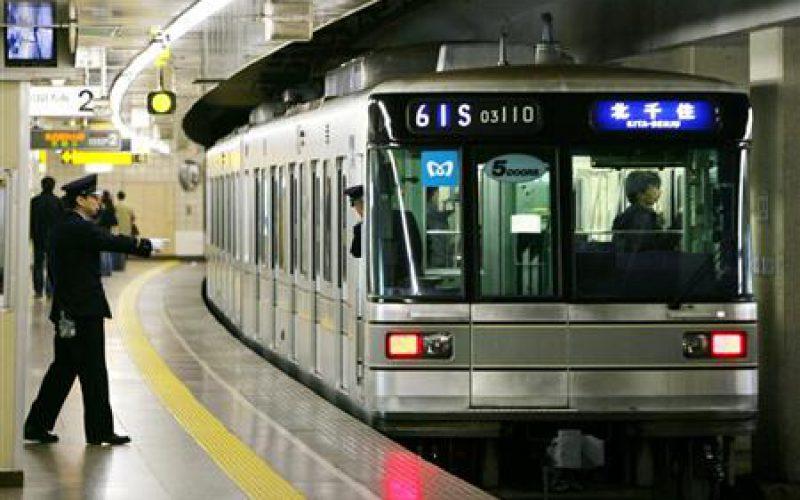 مترو اليابان يتغلب على مشكلة الازدحام بتقديم وجبات مجانية!