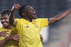 أحمد موسى يعتذر عن المشاركة مع نيجيريا استعدادًا لديربي الرياض