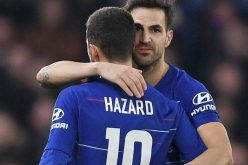 فابريجاس يؤكد رحيل هازارد إلى ريال مدريد