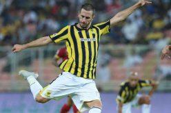 الاتحاد يوافق على إعارة لاعبه الصربي بيزيتش