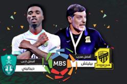 بيليتش وديجانيني نجوم الدوري السعودي خلال يناير