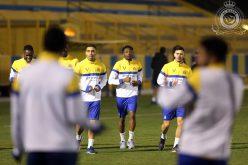 النصر ينهي استعداداته للقاء ذوب اهن ضمن منافسات بطولة دوري أبطال آسيا