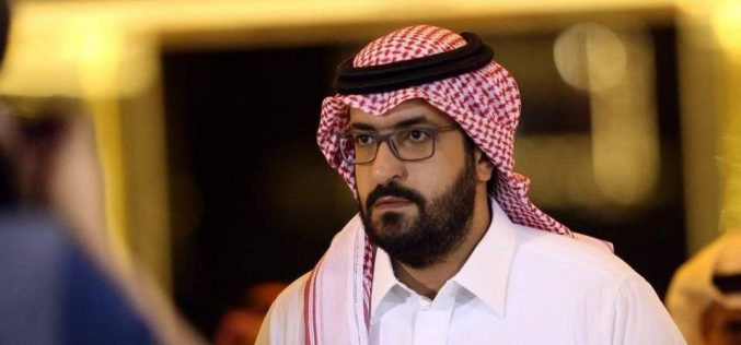 حمدالله يترك رسالة للرئيس السابق لنادي النصر