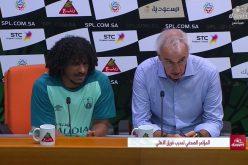 فوساتي : سنلعب مواجهة صعبة مع السد ، ولدينا ثقة كبيرة في الفوز