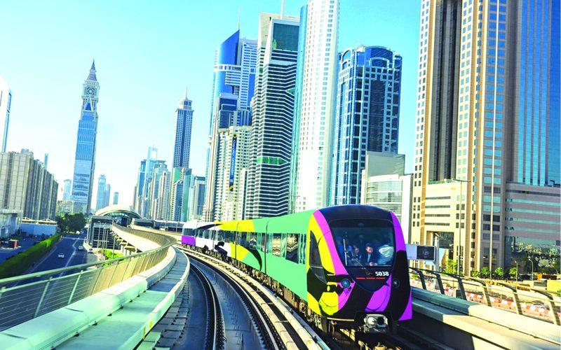 مهرجان مترو دبي للموسيقى .. نغم و آلات موسيقية غربية وشرقية