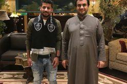 الشباب يتعاقد مع لاعب أحد محمد عطية لثلاثة مواسم قادمة