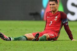 الإصابة تبعد رونالدو عن مواجهة أياكس في دوري أبطال أوروبا