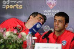 الشلهوب : نفتخر لبلوغنا النهائي ونسعى للظهور بشكل يليق بالكرة السعودية ونادي الهلال