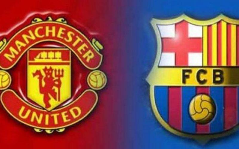 برشلونة يسعى للتخلص من لعنة ربع النهائي أمام اليونايتد