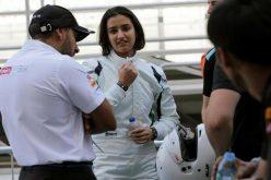 ريما الجفالي تشارك في بطولة فورمولا 4 بإنجلترا