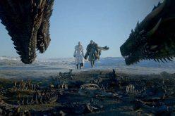 """أولى حلقات مسلسل """"صراع العروش """" تحقق رقماً قياسياً #GameofThrones"""