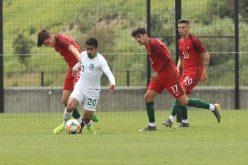 الأخضر الشاب يخسر أمام البرتغال