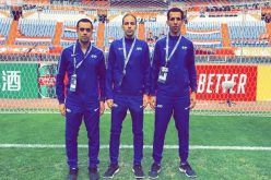 طاقم تحكيمي سعودي يقود أحد مباريات دوري أبطال آسيا لشرق القارة