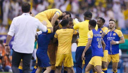 رافعًا رصيده إلى 8 ألقاب.. النصر بطلاً لدوري كأس الأمير محمد بن سلمان