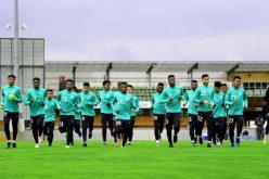 الأخضر الشاب يلتقي نيجيريا .. ضمن المرحلة الرابعة من الإعداد لكأس العالم