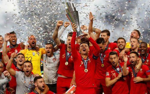 في أول نسخة لمسابقة دوري الأمم الأوروبية.. البرتغال تفوز باللقب