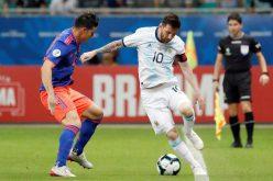 ميسي ورفاقه يواجهون البارغواي في مباراة مصيرية..  و كولومبيا تلعب مع قطر