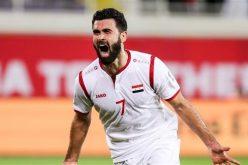 مدرب المنتخب السوري يستبعد عمر خريبين بشكل نهائي