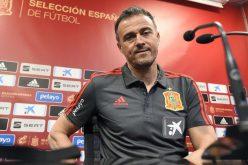 انريكي يستقيل من تدريب إسبانيا .. و مورينيو يخلفه في قيادة الدفة الفنية