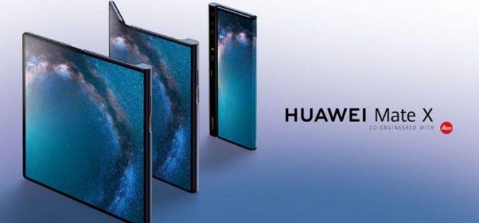 """شركة هواوي تعلن عن تأجيل طرح هاتفها الجديد """" القابل لـ الطي"""""""