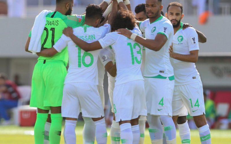 المنتخب السعودي يحتل المركز الـ 69 في تصنيف الفيفا