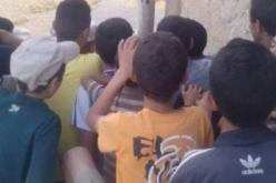 لاعبو المنتخب المغربي يتفاعلون مع صورة منتشرة لأطفال في قرية نائية