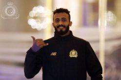 العويشير يجدد عقده مع النصر لمدة عامين