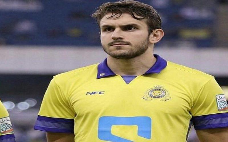 برونو قائد النصر يقترب من الإنتقال إلى الدوري القطري