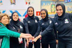 فريق نسائي سعودي يشارك في بطولة العالم للسيدات للبولنج