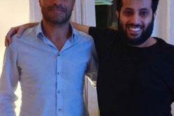 تركي آل الشيخ : مشروع قريب سيجمعني بـ إيمانويل