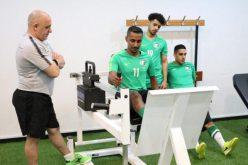 المنتخب السعودي لـ الصالات يواصل استعدادته لبطولة غرب آسيا