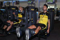 خيمينيز و فيشيو يشاركان في تدريبات الاتحاد .. و سييرا يخصص تمارين لياقية مكثفة