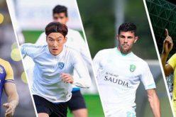 16 نادي في الدوري السعودي تعاقدوا مع 31 لاعب أجنبي