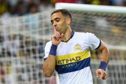 عبدالرزاق حمد الله قد ينتقل من النصر بسبب مكافأة الدوري