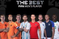محمد صلاح ينافس ميسي ورونالدو على جائزة أفضل لاعب بالعالم