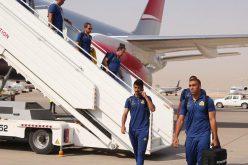 النصر يصل إلى الرياض بعد إنتهاء معسكره الإعدادي