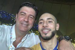 فيتوريا عبر موقع برتغالي: أرغب بالفوز بكل البطولات