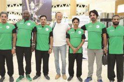 المنتخب السعودي يشارك في بطولة العالم للرماية بالبرازيل