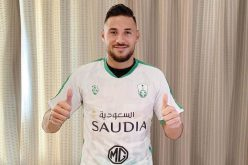 بلايلي : متفائل بخوض التجربة في الدوري السعودي