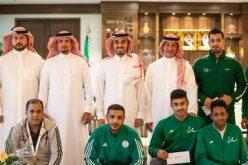 الأمير عبدالعزيز بن تركي الفيصل يكرم الرياضيين المتميزين