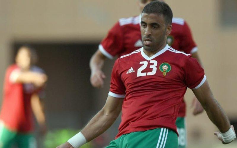 مدرب المغرب: حمدالله رفض الانضمام إلى منتخب بلاده