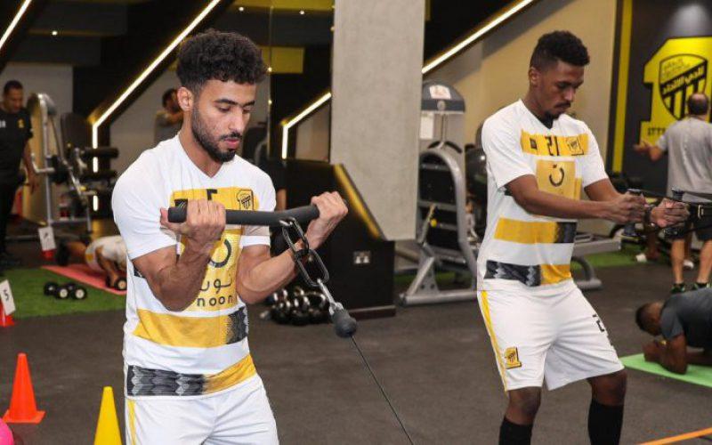 سييرا يفرض تدريبات لياقية مكثفة على لاعبي الاتحاد