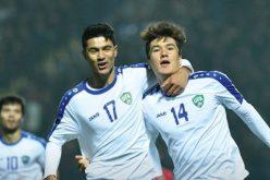 بعد انتصارها على فلسطين .. أوزباكستان تتصدر مجموعة الأخضر مؤقتاً