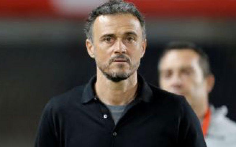 إنريكي يعود لقيادة المنتخب الإسباني مجدداً