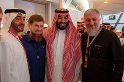 """ولي العهد ونائب رئيس دولة الإمارات وولي عهد أبو ظبي يشهدون ختام منافسات """"الفورمولا 1"""""""