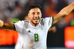 يوسف بلايلي ينافس صلاح و محرز على جائزة أفضل لاعب إفريقي
