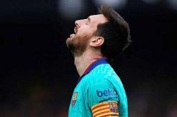 ميسي غاضب ويدرس الرحيل عن برشلونة