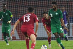 الأخضر الأولمبي يتعادل مع قطر .. و يقترب من التأهل