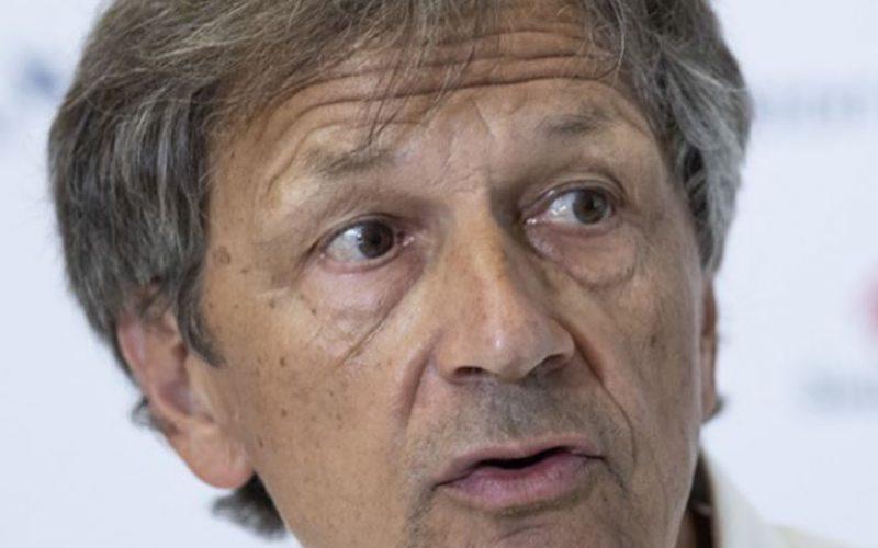 بعد إصابة نظيره الصربي..الاتحاد السويسري لكرة القدم يعلن إصابة رئيسه بـ #كورونا