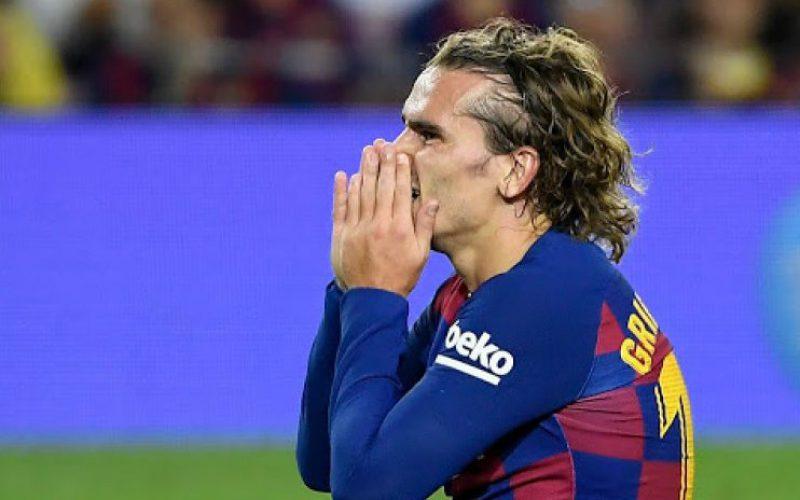 برشلونة يقرر الاستغناء عن جريزمان